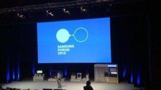 Samsung forum 2015 - Montecarlo