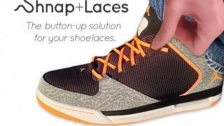 Shnap + Laces - Kickstarter - Studioweb22.com
