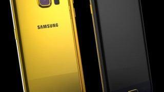 Samsung Galaxy S6 Edge Gold Studioweb22.com