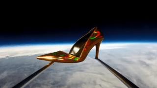 Zalando The Space Shoe - Studioweb22.com