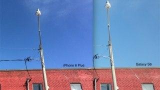 iPhone 6 Plus vs Galaxy S6 Studioweb22.com