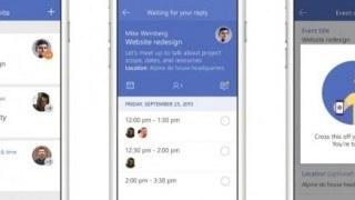Microsoft Invite per iPhone studioweb22.com