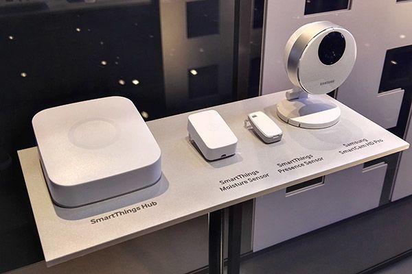 SmartThings Samsung studioweb22.com